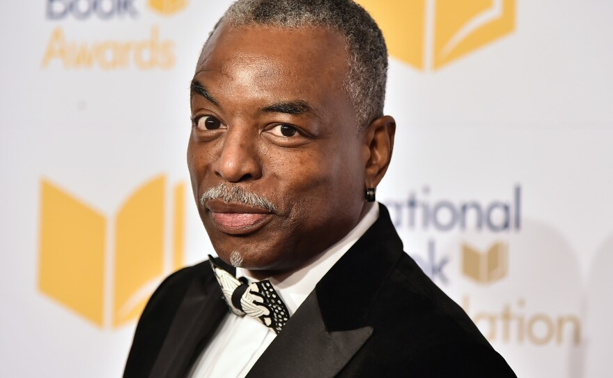 """""""I am overjoyed, excited, and eager to be guest-hosting Jeopardy!"""" says LeVar Burton, after an online petition helped propel him into the group of hosts for the long-running game show."""