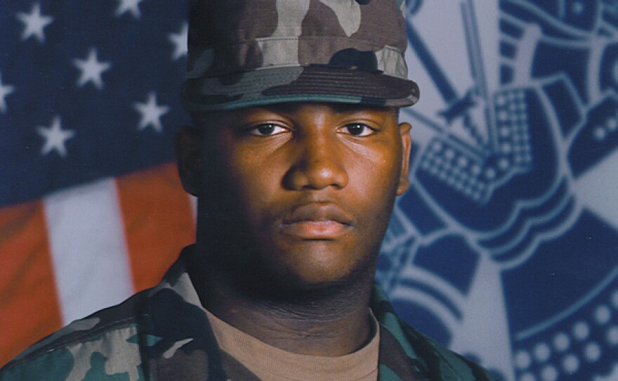 """In the hallowed ground of Arlington Cemetery, every headstone tells the story of an American hero. The """"National Memorial Day Concert"""" will highlight the valor of Private First Class Justin R. Davis, who made the ultimate sacrifice while serving in Afghanistan."""