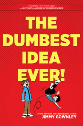 """Cover photo for """"The dumbest Idea Ever"""""""