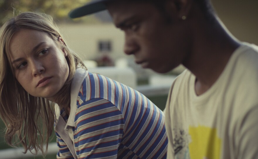"""Brie Larson stars as Grace in the indie film, """"Short Term 12."""""""