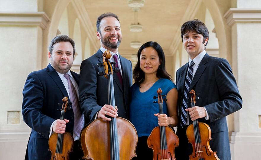 The Hausmann Quartet