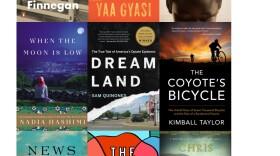 2017 One Book, One San Diego finalists