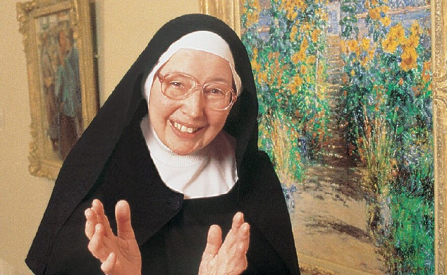 """Sister Wendy Beckett (pictured), the world-famous """"art nun,"""" explores the Norton Simon Museum in Pasadena, Calif., a repository for one of the most extraordinary collections of Old Master, Impressionist, Modern and Asian art in the United States. In her trademark manner, she offers her own inimitable reflections on some of the collection's most famous works and some of its lesser-known gems. She points out her personal favorites and reflects on Simon's choices as well."""