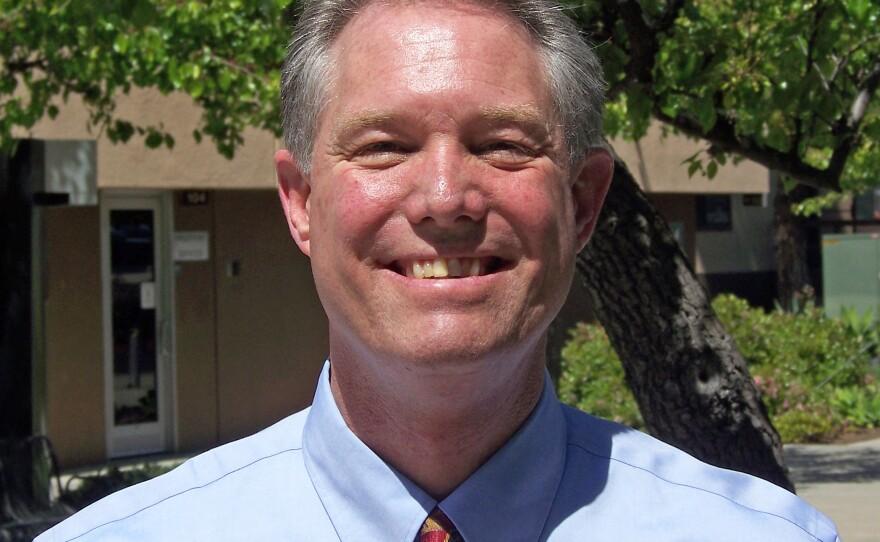 Sweetwater Interim Superintendent Tim Glover