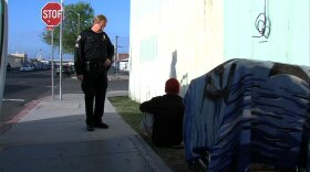 San Diego Officer's 15 Years Working With The Homeless Coming To An End