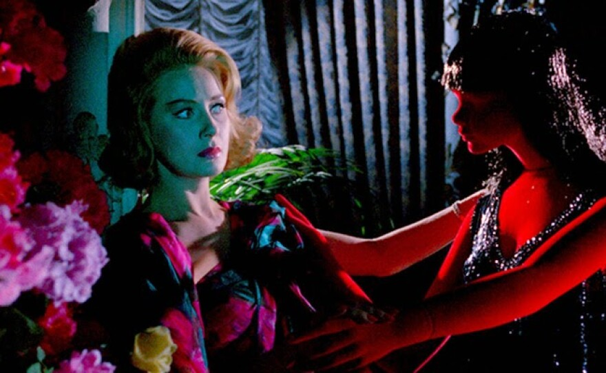 """Mario Bava's Italian giallo """"Blood and Black Lace"""" explodes on screen in a new 2K restoration that screens at the eighth annual Horrible Imaginings Film Festival."""