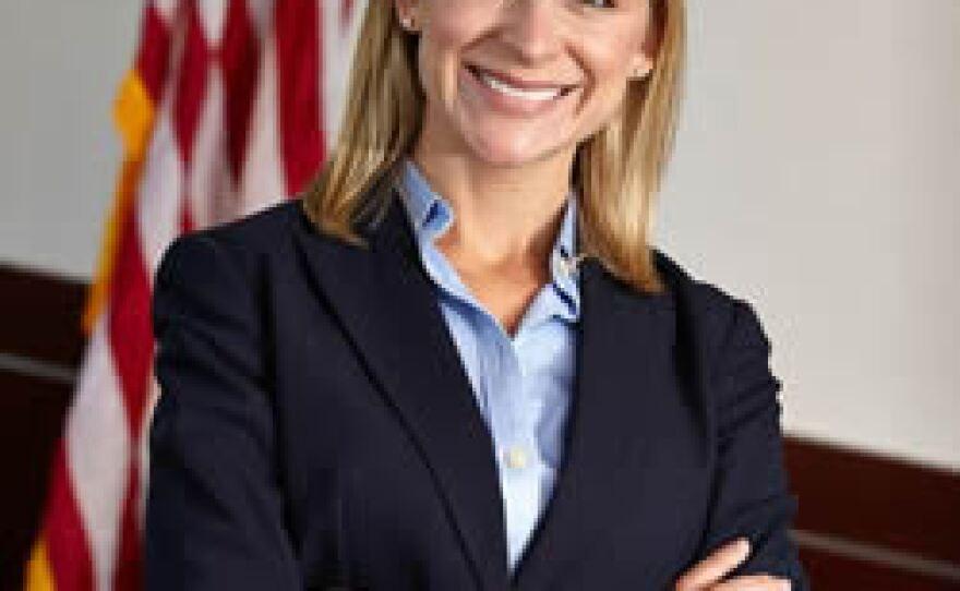 A portrait of former federal prosecutor Sarah Boot.